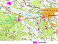 EYOC 2015 Training Maps - Overview